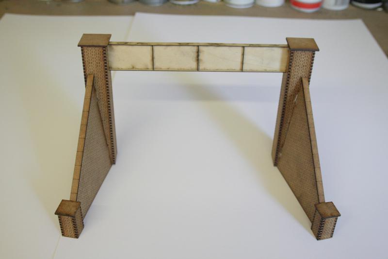 DOUBLE TRACK STEEL GIRDER BRIDGE